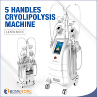 Cryolipolysis machine for double chin and body fat removal ETG50-5S