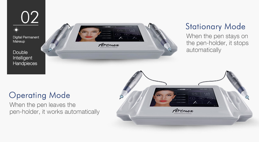 permanent makeup machine mode