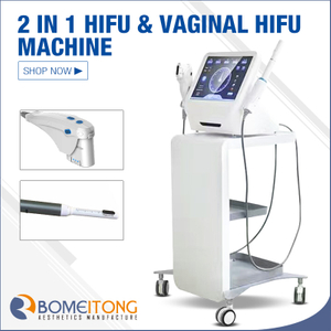 HIFU vagina tightening machine with facial lift HIF3-3S