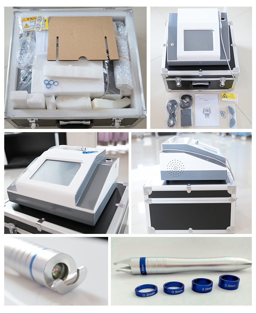 980nm diode laser in factory
