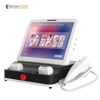 Hifu Face Machine with Foscused Ultrasound