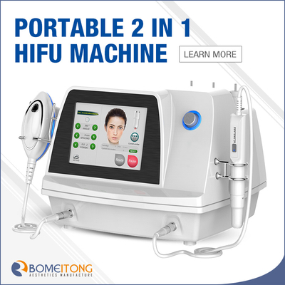 360°hifu beauty and face skin lift machine