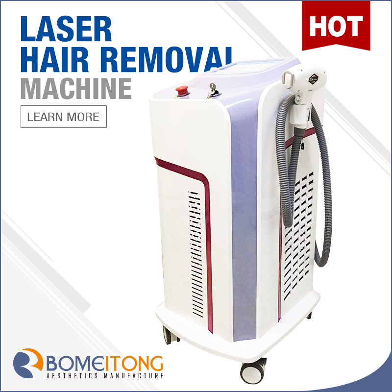 Best laser hair removal machine with 755nm 808nm 1064nm BM104
