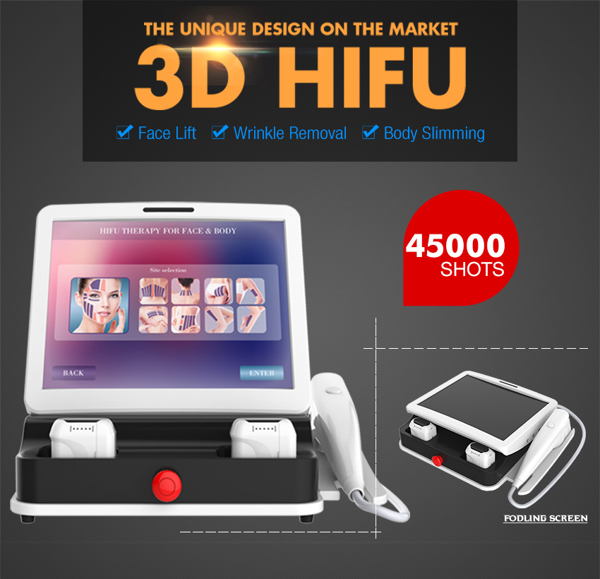 Beauty machine hifu new professional