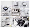 New Arrival 2 And 1 Fucntion Wrinkle Remover Hifu Skin Lifting Machine
