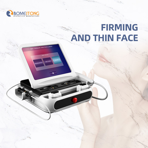 3D HIFU Facial Tightening V-Max Ultrasound Face Lift Wrinkle Removal Body Fat Removal Beauty Machine