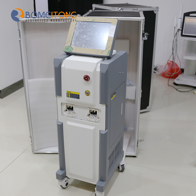Types of permanent hair removal diode laser machine skin rejuvenation