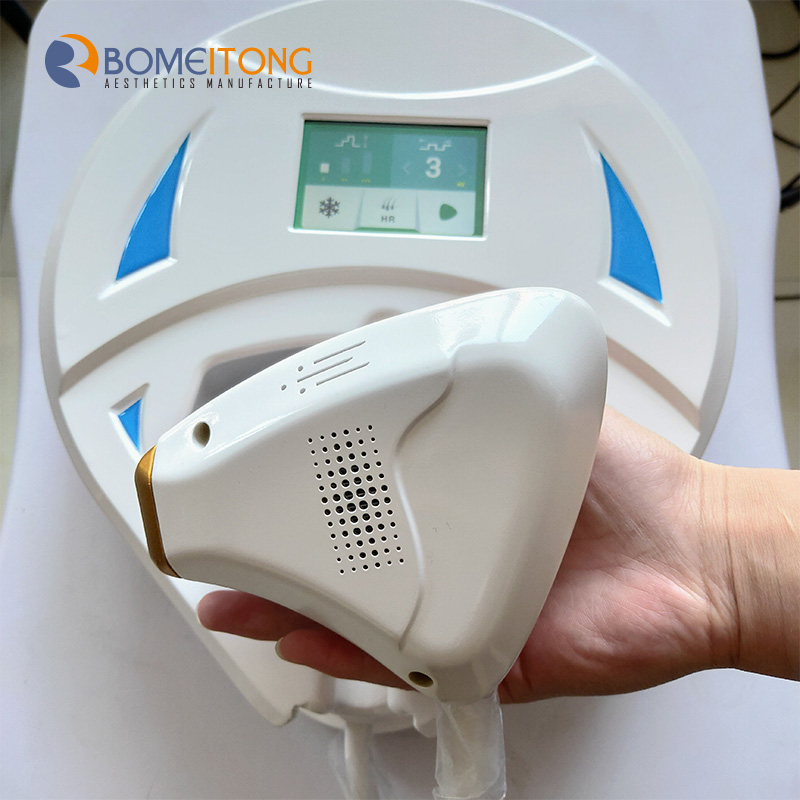 Affordable laser hair removal device at home 808nm beauty