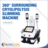 Fat Freezing 360 Cryotherapy Cryolipolysis Machine Ce Approved