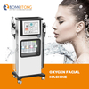 Oxygen water jet peel beauty facial machine jet peel pigment removal 7 in 1 dermabrasion professional Multifunction Salon Use