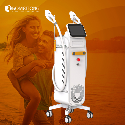Pigmentation treatment hair removal e-light ipl laser permanent hair removal for men