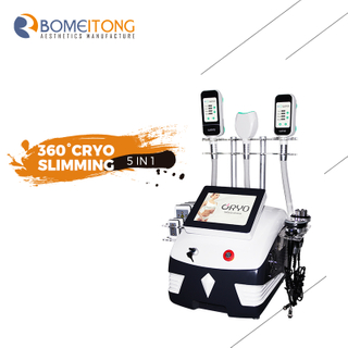 Bomeitong Fat Freezing 360 Degree Surround Cooling Cryolipolysis Machine