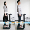 Body analysis test device fat-free weight obesity diagnosis precise