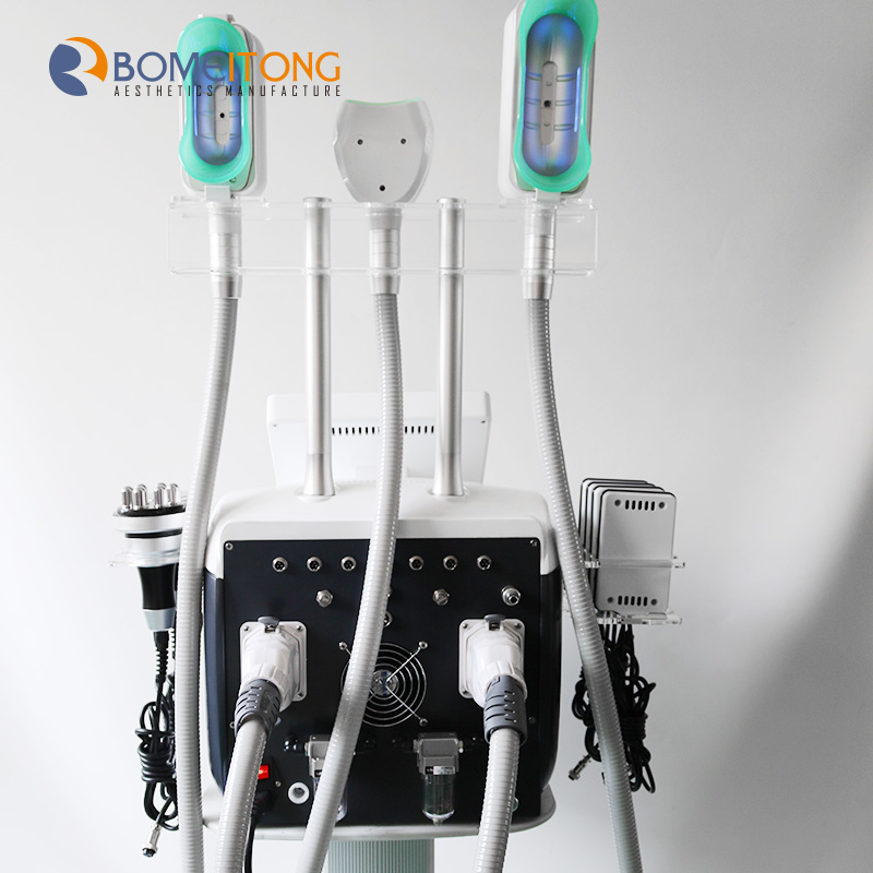Cryolipolysis Technology Fat Freezing Belly Treatment Equipment