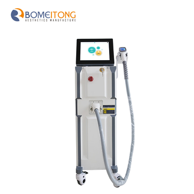 New Design Facial Body 808 755 1064 Diode Laser Hair Removal for Women