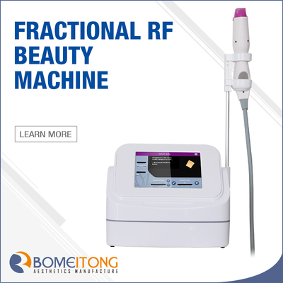 Rf Skin Rejuvenation Machine Portable Wrinkle Removal