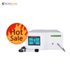 Shock wave therapy for feet joint pain relief physiotherapy machine