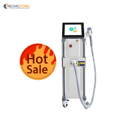 Skin laser hair removal machine 3 wavelengths 808nm beauty