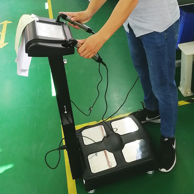 segmental body composition analyser