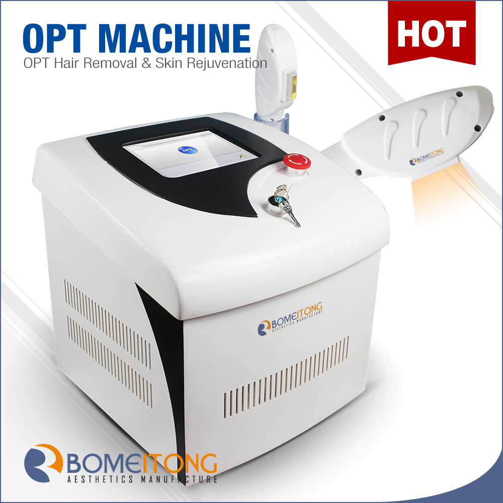 OPT Hair Removal Beauty Machine Skin Rejuvenation