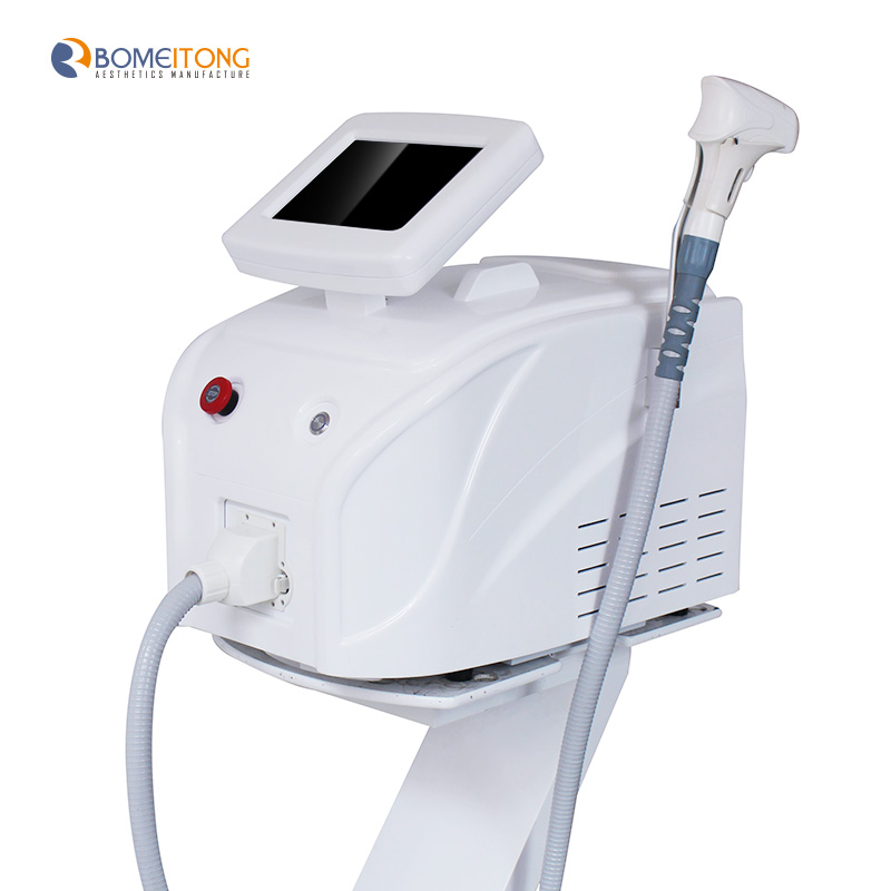 808nm Diode Laser Hair Removal Beauty Machine