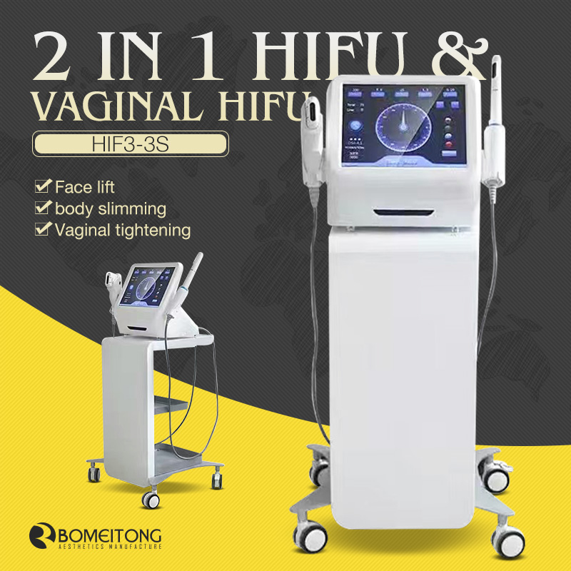 Vertical Hifu Vaginal Tightening Rejuvenation Beauty Device Machine