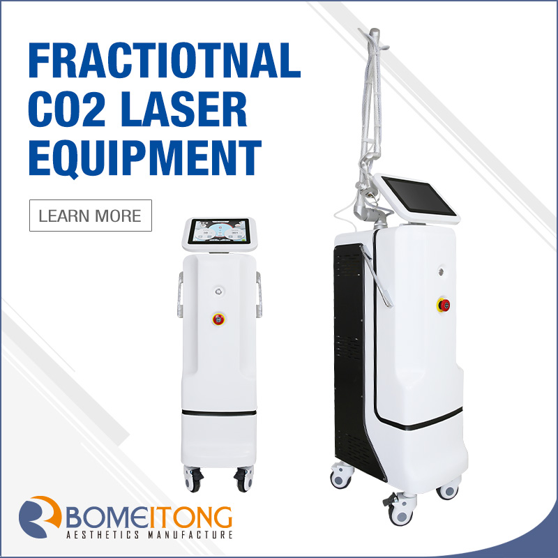 Fractional CO2 Laser Skin Resurfacing Machine Price