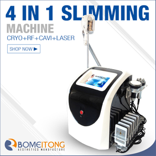 Cryolipolysis Cavitation Rf Beauty Machine for Sale