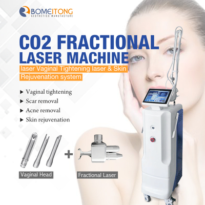 Co2 Fractional Laser Beauty Machine Vaginal Tightening