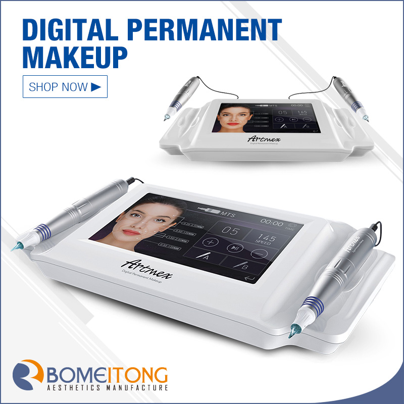 Microblading Device for Permanent Makeup Tattoo