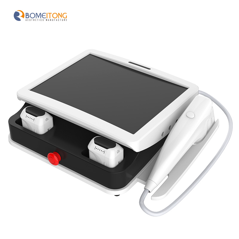 Portable Focused Ultrasound Hifu Face Lift Machine