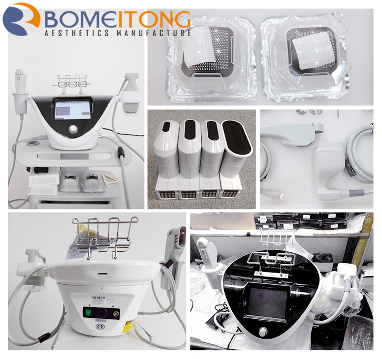 2019 2 in 1 Hifu Machine for Face And Body