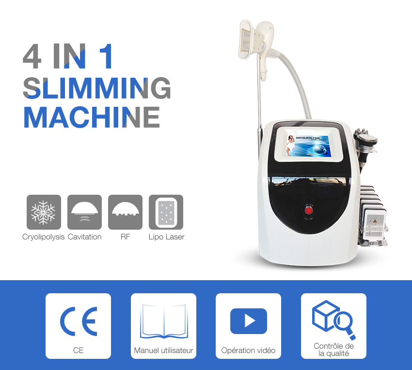 Professional Body Slimming Fat Freezer Machine for Sale