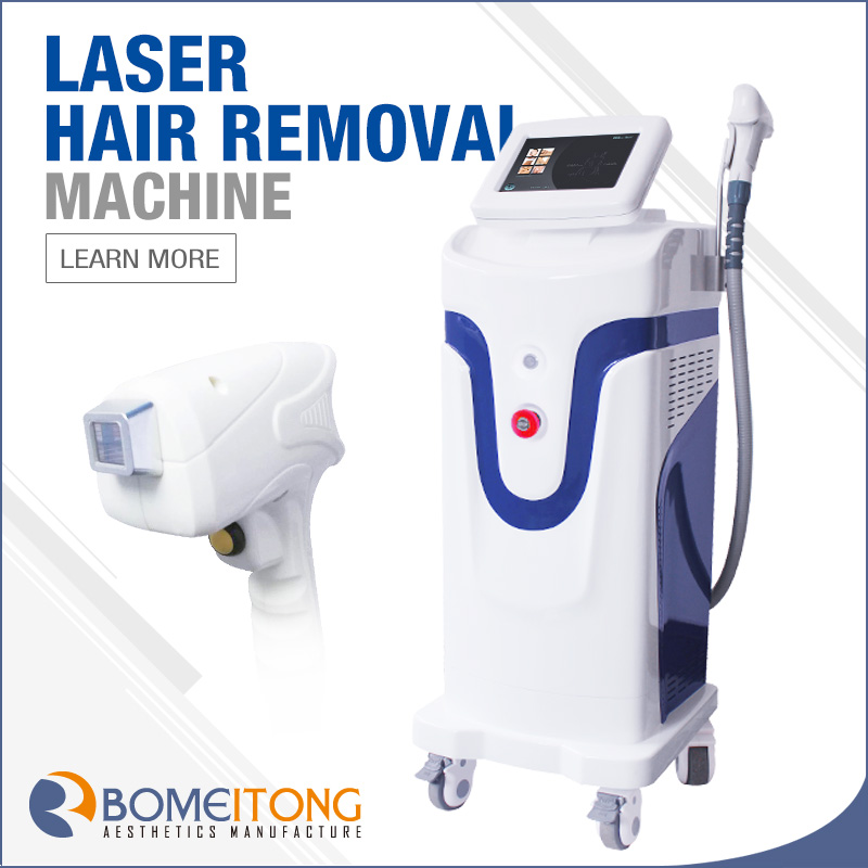 Diode Laser Hair Removal 808 Beauty Machine