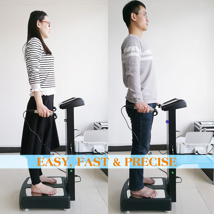 smart body composition analysis machine equipment price