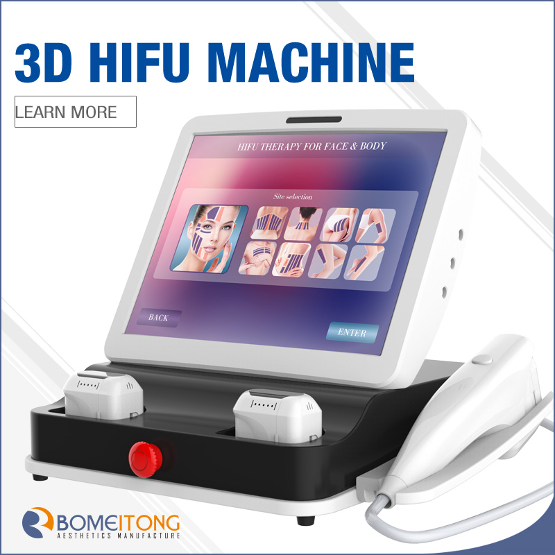 New Generation Hifu Shaping Facial Rejuvenation Machine