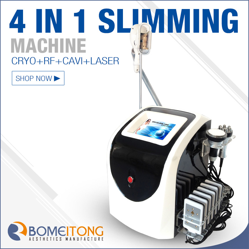 Best 4 in 1 Cryolipolysis Machine Germany with RF