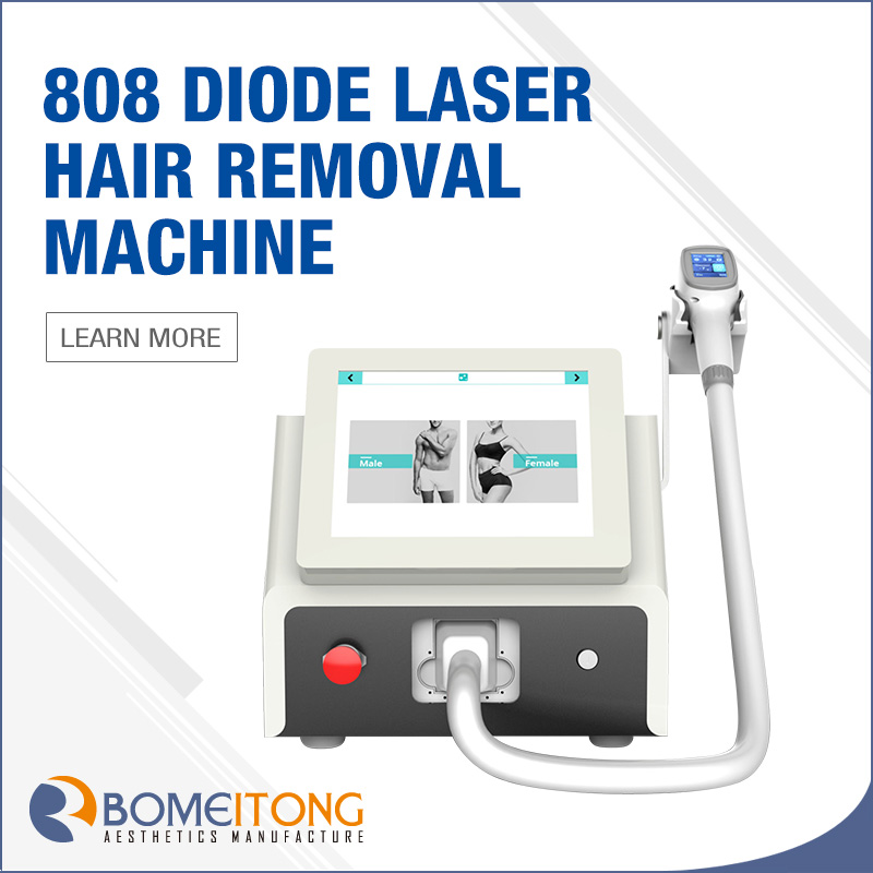 buy your own laser hair removal machine for permanent device