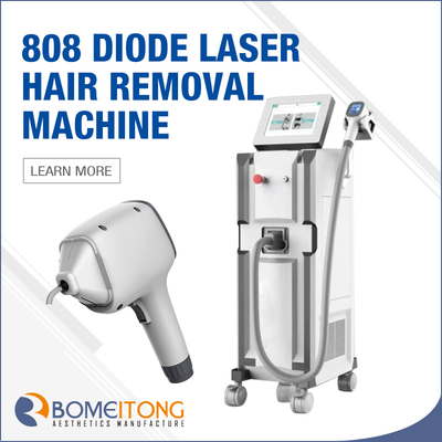 hair removal 808nm diode laser newest beauty machine
