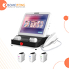 high intensity focused ultrasound machine skin firming body slimming with ce professional facial machines