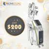 Multifunction Handles Fat Freezimg Machine for Spa Clinic