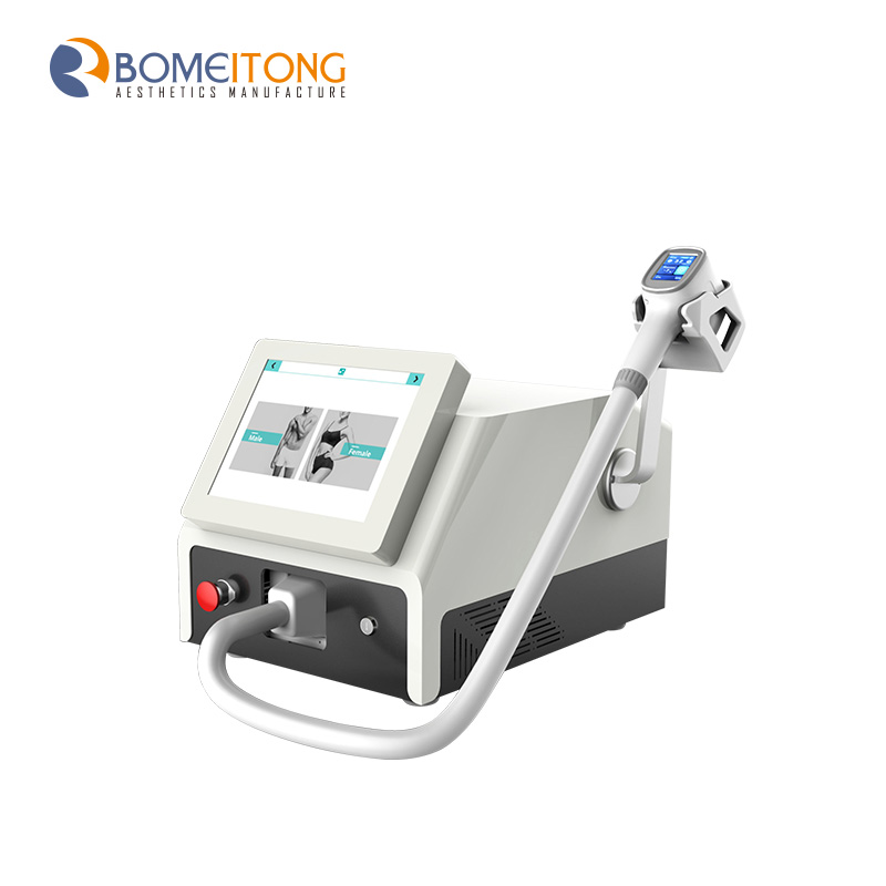 3 waves 755nm 808你们1064nm diode laser hair removal machine for sale south africa
