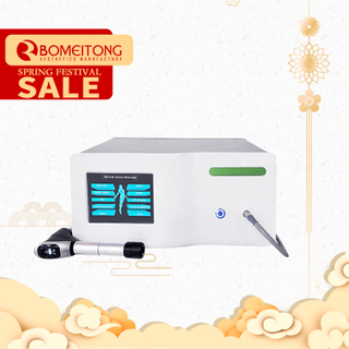 Physiotherapy Low Intensity Extracorporeal Shock Wave Therapy Machine SW3