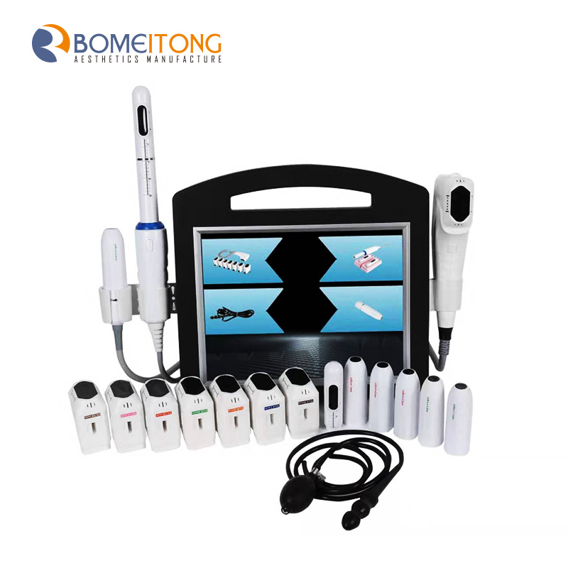 New style anti aging wrinkle removal hifu machine from korea price